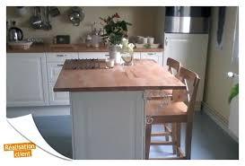 plan de travail cuisine hetre amazing meuble de cuisine industriel plan de travail hetre