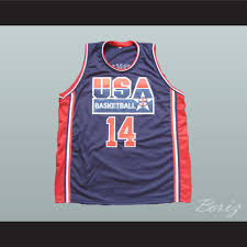 usa dream team basketball jersey any player or number custom made