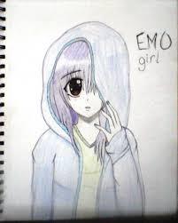 Emo Hairstyles Drawings by 28 Wonderful Emo Anime U2013 Wodip Com