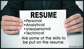 Skills To Write On A Resume Skills To Put On A Resume And Impress Your Employer