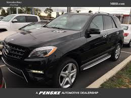 pre owned mercedes m class certified pre owned 2014 mercedes m class ml 550 suv in san
