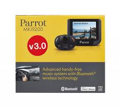 mki9200 lcd bluetooth handsfree car kit parrot official