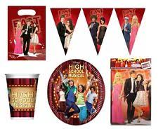 high party supplies high school musical birthday child party supplies ebay