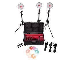 neo led light kit videography cinematography photography lights