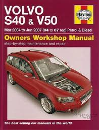 books about cars and how they work 2004 nissan pathfinder armada electronic valve timing shop manual s40 v50 service repair volvo book haynes chilton s 40 ebay