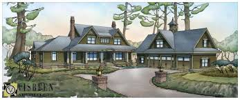Visbeen House Plans Southern Living In Style Visbeen Architects