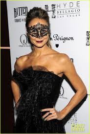 stacy keibler halloween masquerade host photo 2746776 2012