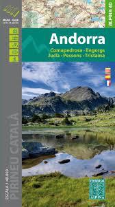 Andorra Map 9788480906623 Jpg