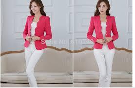vetement de bureau amazing modele des vestes pour femme 3 aliexpress com acheter