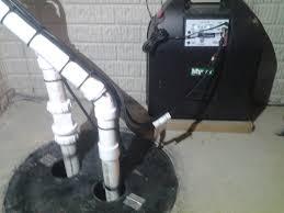 sump pump repair in elyria absolute plumbing u0026 boiler