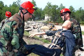 guard team trains for response to disaster scenario in florida