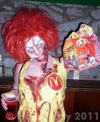 Ronald Mcdonald Halloween Costume Halloween Costumes Forums Haircrazy