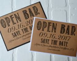 Rustic Save The Date Cards View Save The Dates By Invitesbythisandthat On Etsy