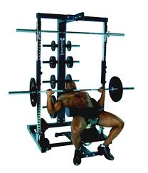 100 smith machine flat bench press bodymax black be275