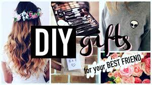 diy gift ideas for teenagersbest friends youtube loversiq