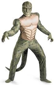 Pacific Rim Halloween Costume Halloween Costume Reveals U0027the Amazing Spider Man U0027s U0027 Lizard