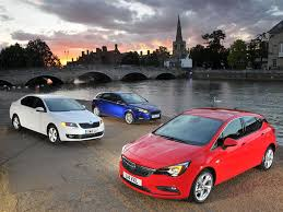 vauxhall ford hatchback road test roundup vauxhall astra skoda octavia and