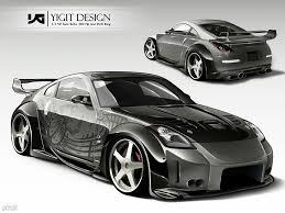 custom nissan 350z body kits gallery 350z gallery