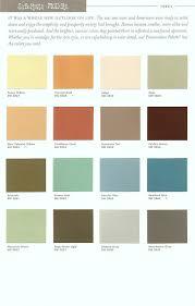 1950s color scheme modern color schemes