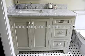 interesting bathroom vanity with marble top and bathroom vanity