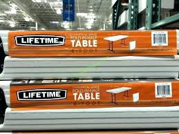 lifetime picnic table costco lifetime tables costco lifetime products folding picnic table tag
