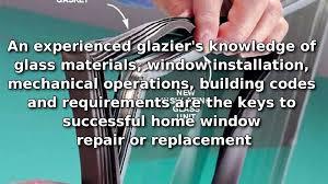 Window Glass Repair Phoenix Arizona Home Window Repair U0026 Replacement U2013 Not A Diy Project Youtube