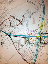 B15 Bus Route Map by Eastern Bypass Read Listen Think