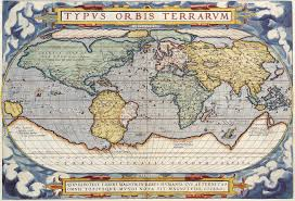 Map Of Nd Antique Maps Of The Worldmap Of The Worldabraham Orteliusc 1570