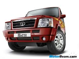 tata sumo white tata puts raptor project on hold plans sumo facelift