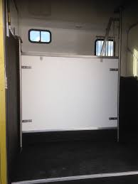 Stainless Steel Partition Horsebox Accessories