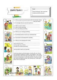 safety worksheets worksheets