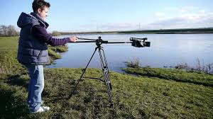 hague k3 mini jib traveller camera crane youtube