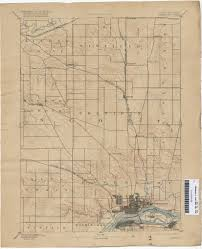 Iowa Illinois Map Iowa Historical Topographic Maps Perry Castañeda Map Collection