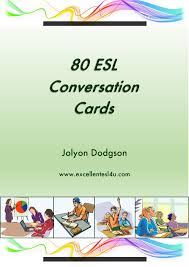 get better cards 80 esl conversation cards