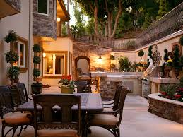 courtyard designs and outdoor living spaces house of the day live in a home near clooney