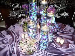 Purple Flowers Centerpieces by Best 20 Blue Orchid Centerpieces Ideas On Pinterest Orchid
