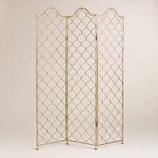 screen room divider an eclectic room divider our boho chic screen features three