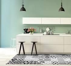 idee sol cuisine sol cuisine quel revêtement choisir côté maison avec tapis de