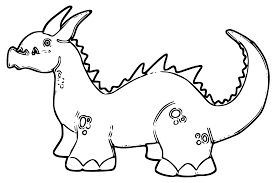 dragon pictures black and white cliparts co