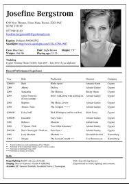 resume templates 2016 word resume exle 32 actor resume templates word 2016 actor resume