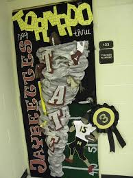christian door decor homecoming door decorating contest 2011