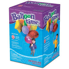 New Years Decorations Asda by Balloon Time Helium Canister Helium U0026 Balloons Asda Direct