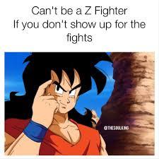 Dragonball Z Memes - dragonball z meme tumblr