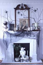 279 best halloween mantels images on pinterest halloween ideas