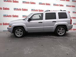 silver jeep patriot 2007 2007 jeep patriot limited atlanta ga stone mountain marietta
