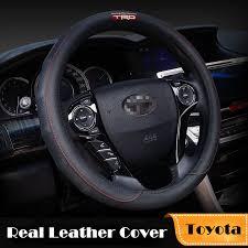toyota corolla steering wheel cover popular steering wheel cover avensis buy cheap steering wheel