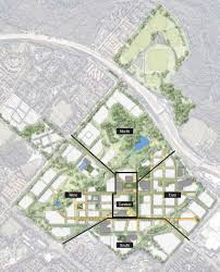 Courtyard Planning Concept Macquarie University Master Plan Property Design Guidelines
