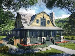 gambrel style house plans decohome