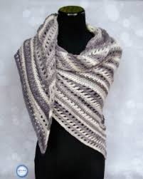 crochet wrap wrap me in shawl left in knots