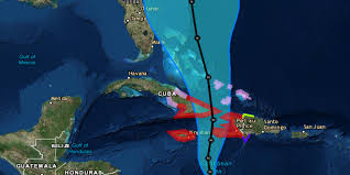 Mexico Hurricane Map by Hurricane Matthew U0027s Winds Increase To 145 Mph As It Approaches Jamaica